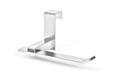 Portarollos para colgar en costado mueble de baño